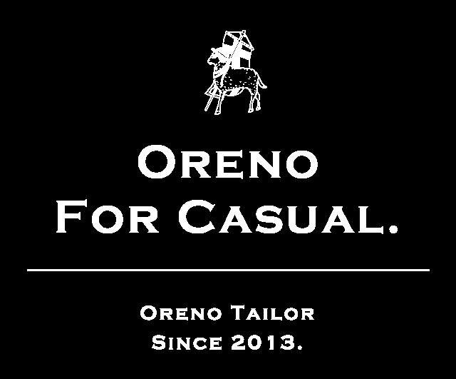 俺のTailor for Casual