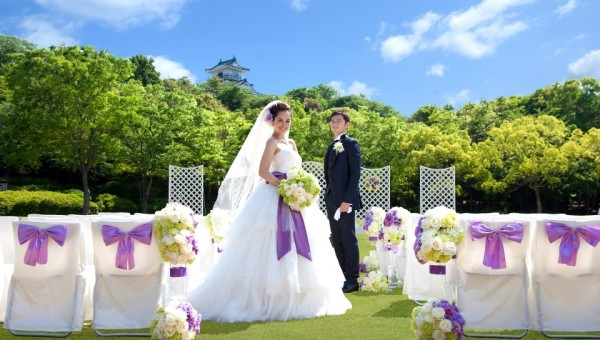 軽井沢Weddingに合わせた新郎衣装♪