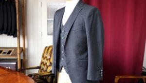 スーツのジャケットをジャケパンにも使う事って出来るの?