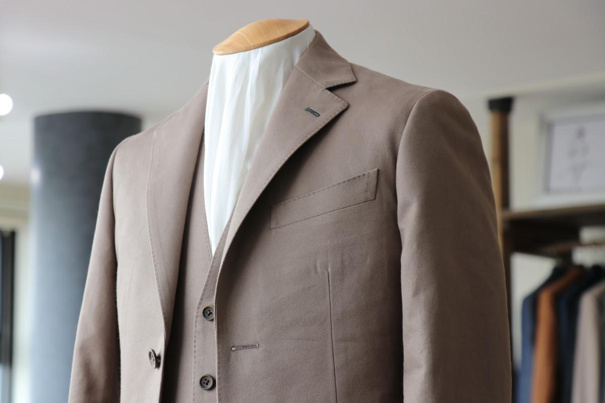 メットライフ生命様のCMにてスーツを着用いただいています♪