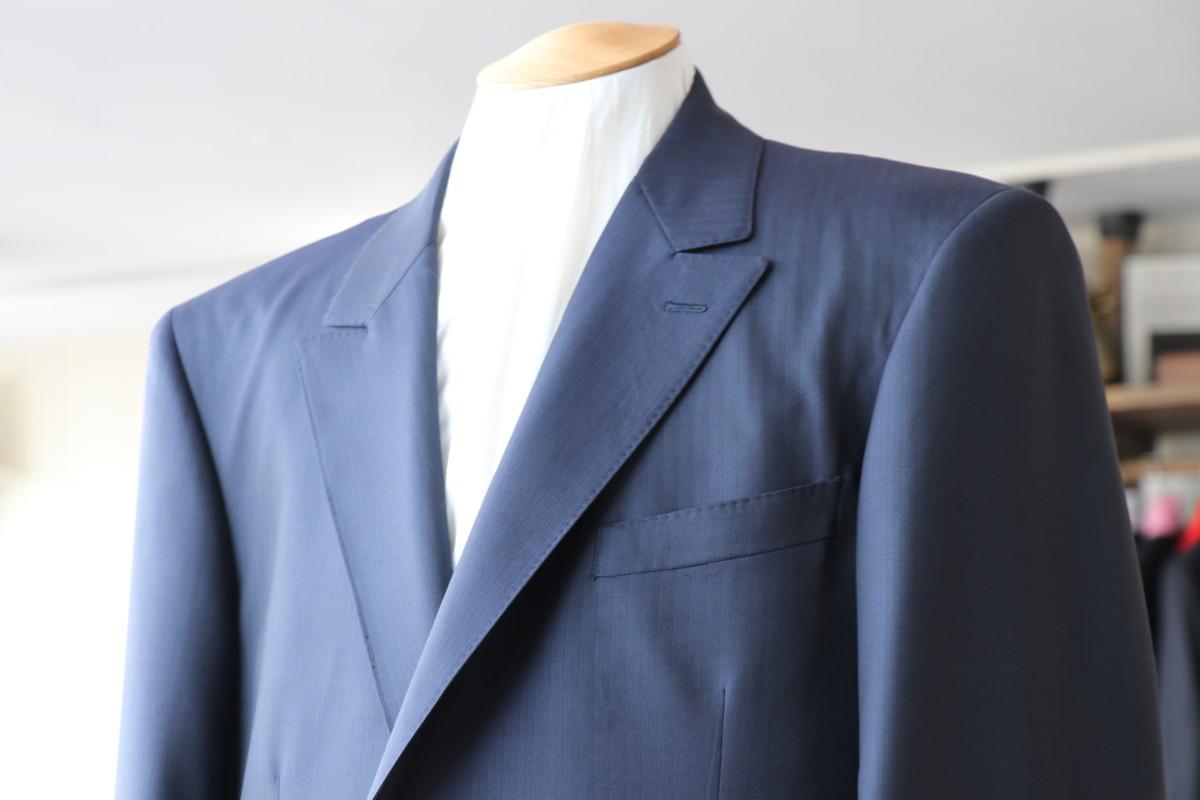 オールシーズン着れるジャケットを仕立てる