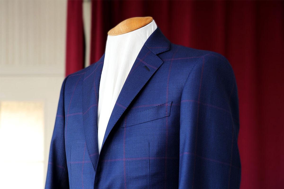 スーツジャケットの適切な長さ・着丈について考える