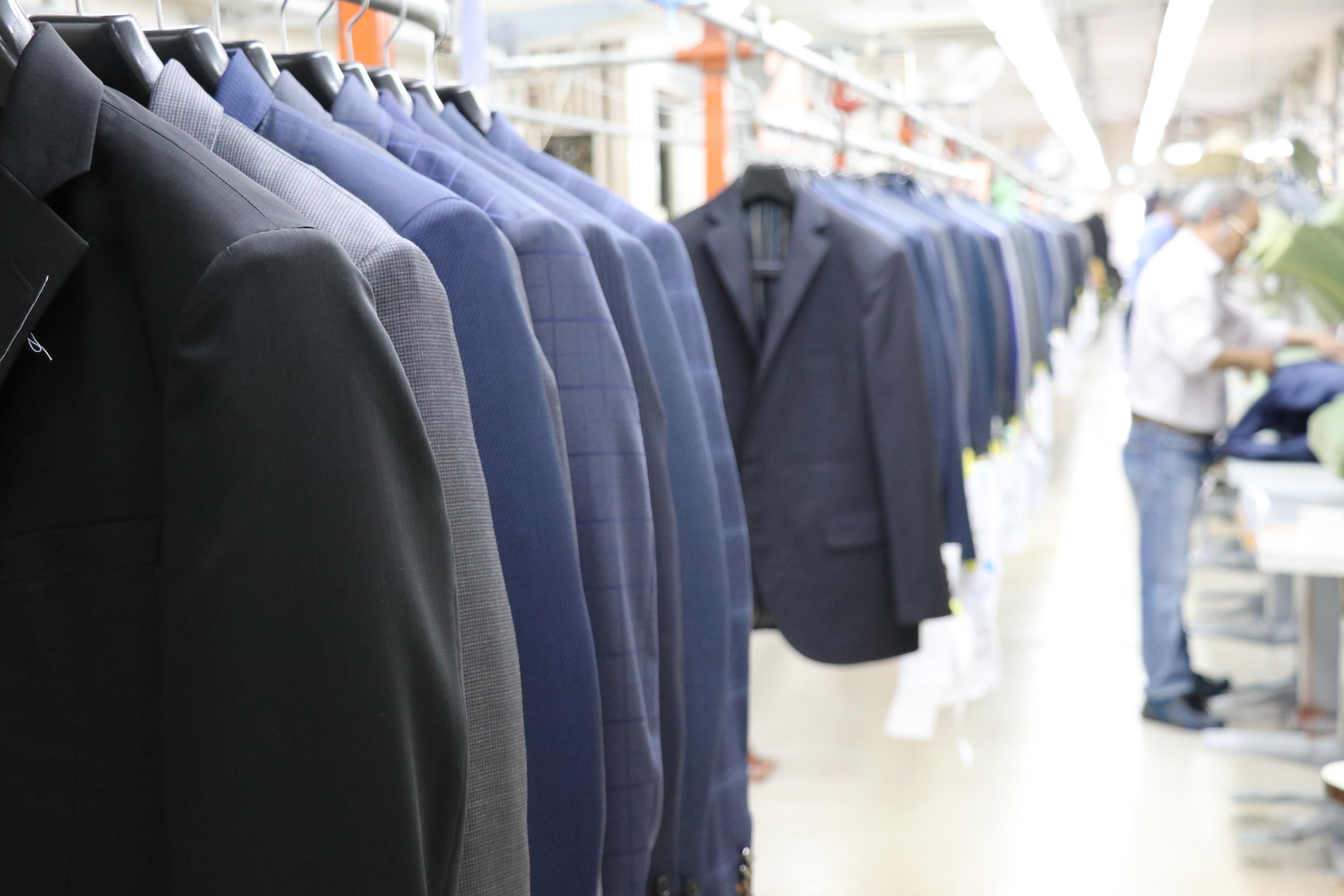 洋服の縫製、何が違うの?