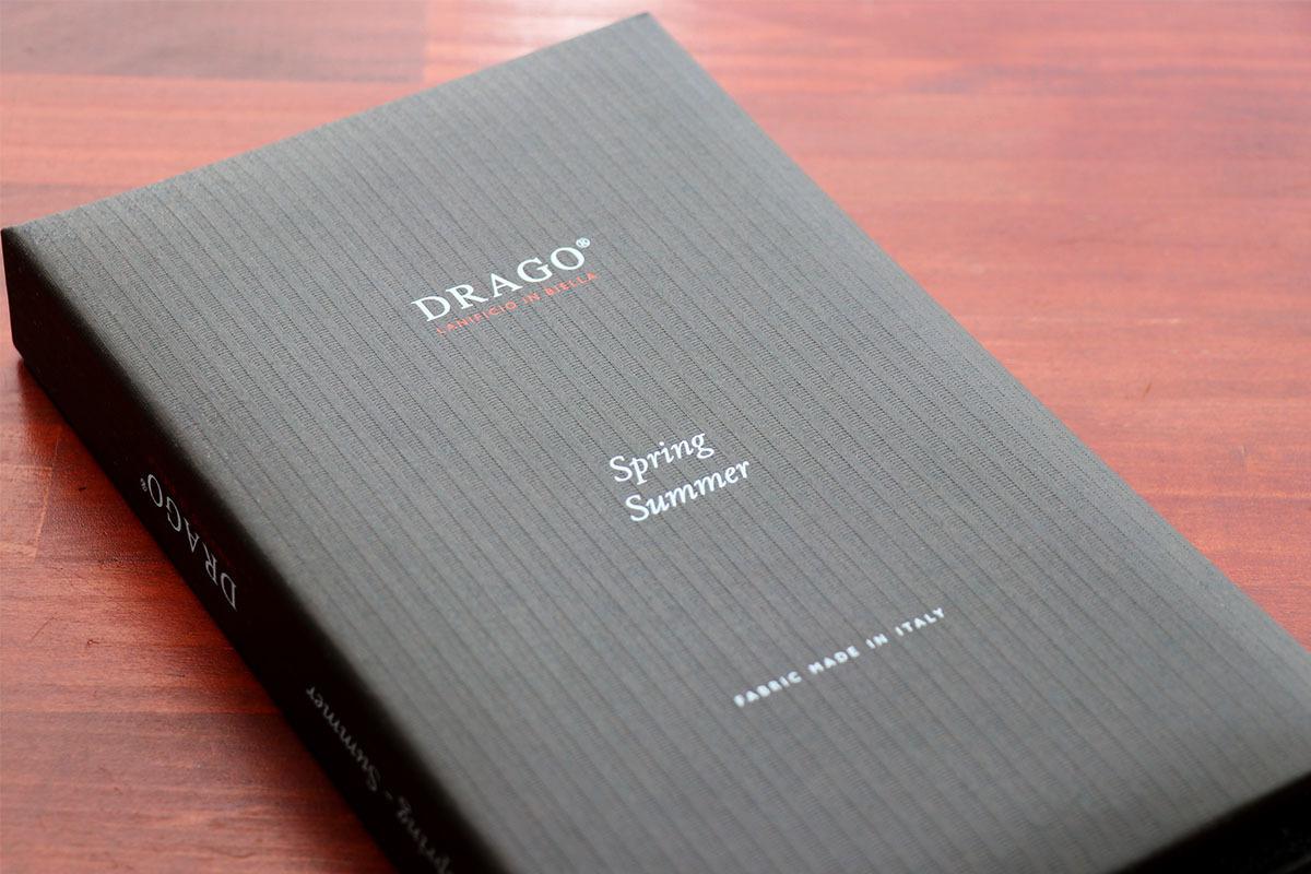 高い機能性と洗練されたスタイルが特徴「DRAGO ドラゴ」