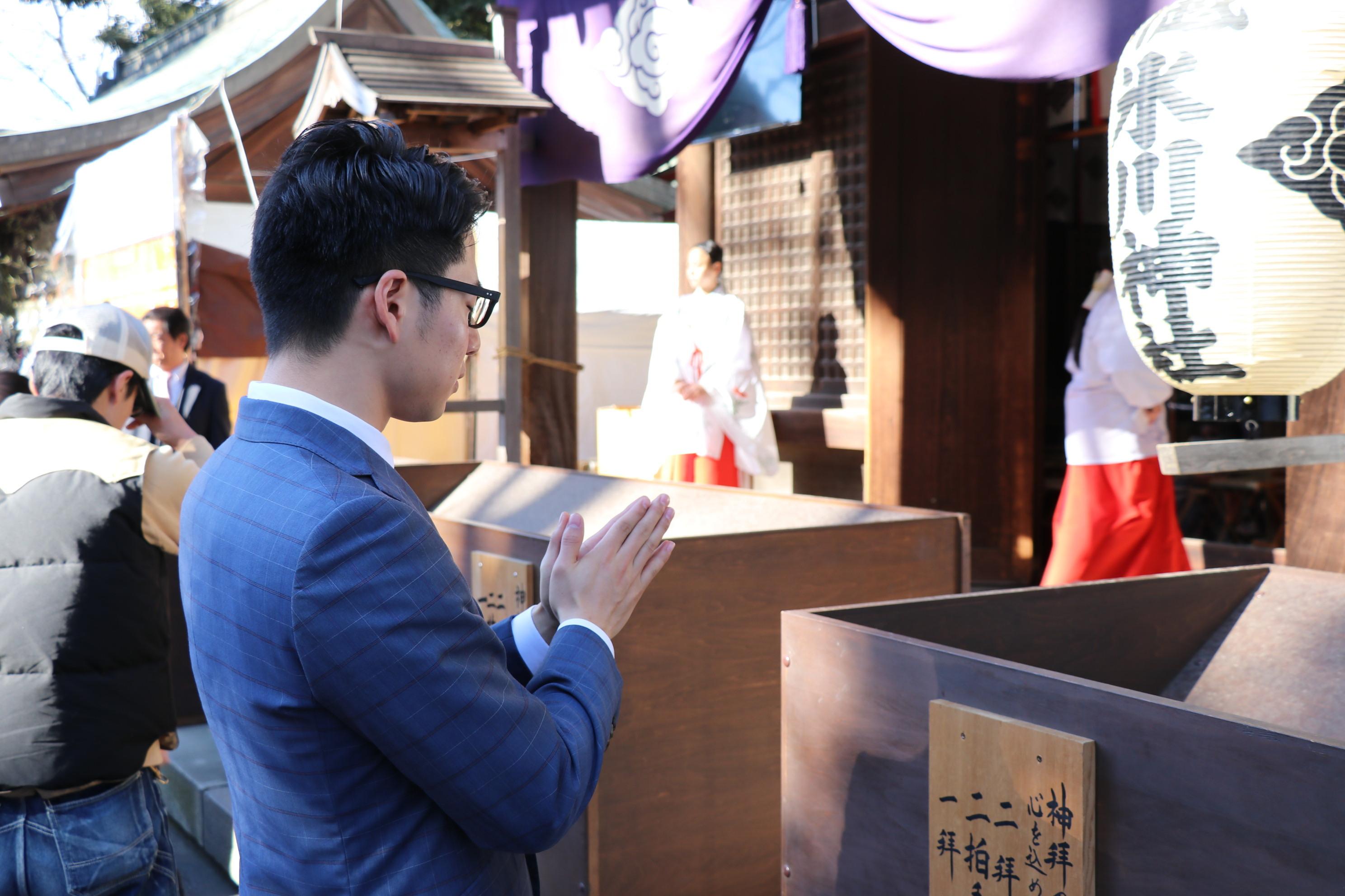 遠方からのお客様へ川越グルメ・見所ガイド【川越氷川神社】