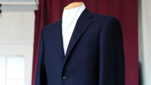 デルフィノのカナパ生地で作るジャケット