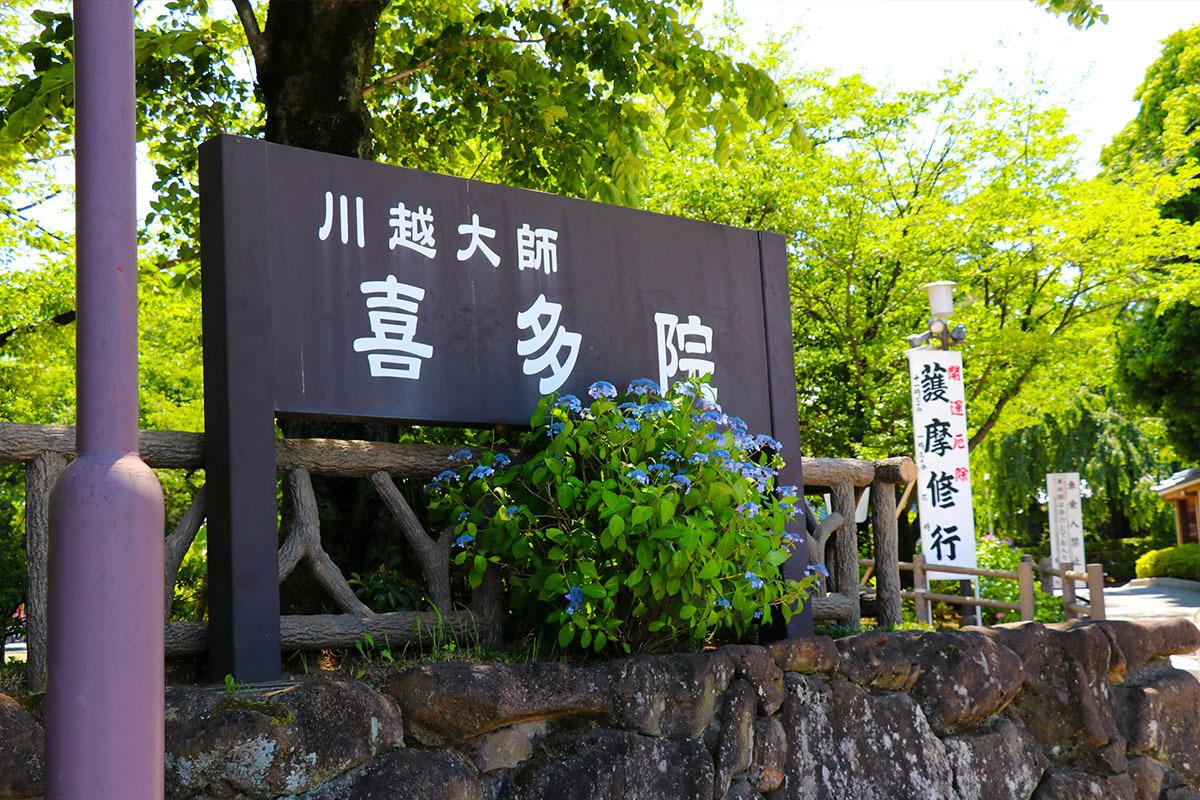 遠方からのお客様へ川越グルメ・見所ガイド【喜多院】