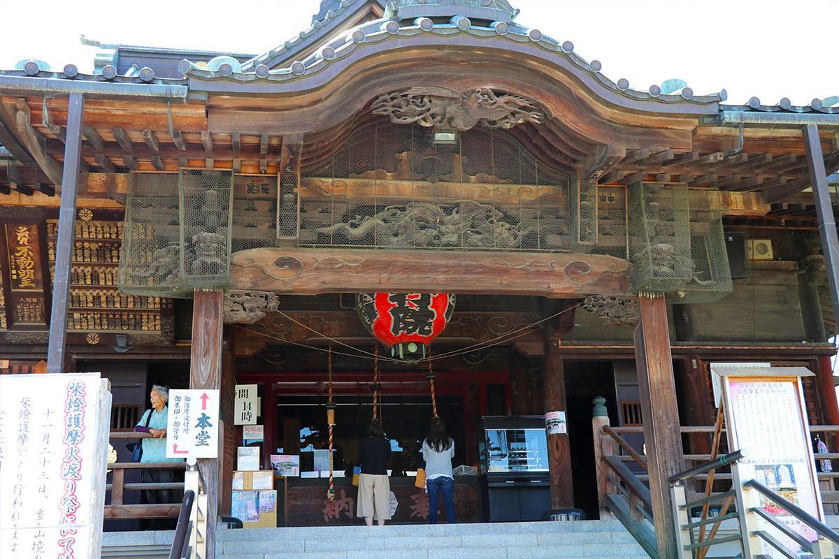 遠方からのお客様へ川越グルメ・見所ガイド【成田山】