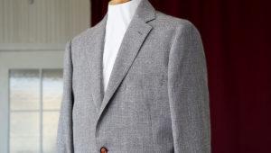 テーラーをスタイリストとして作るビジネスジャケットのコーディネート