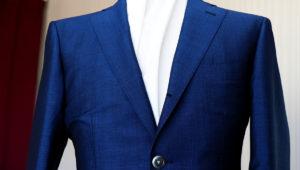 ウインドペンのデザインに注目のオーダージャケット