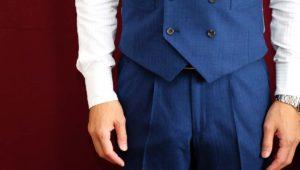 タキシード・新郎衣装で必要な小物(当店で無料でレンタルしていただける小物)