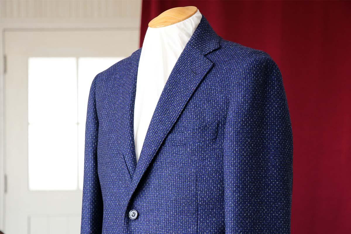 カルロバルベラのオフタイムジャケット