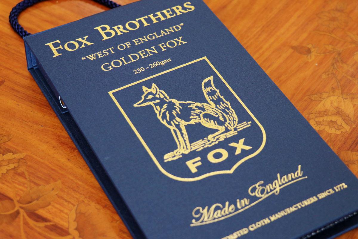 フォックスブラザーズ FOX BROTHERS【ゴールデンフォックス】