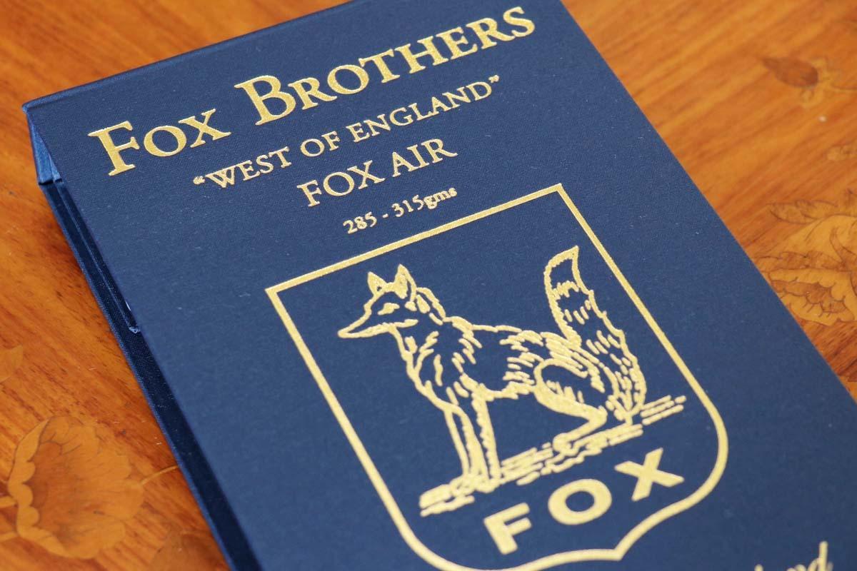 フォックスブラザーズ FOX BROTHERS【フォックス エア】