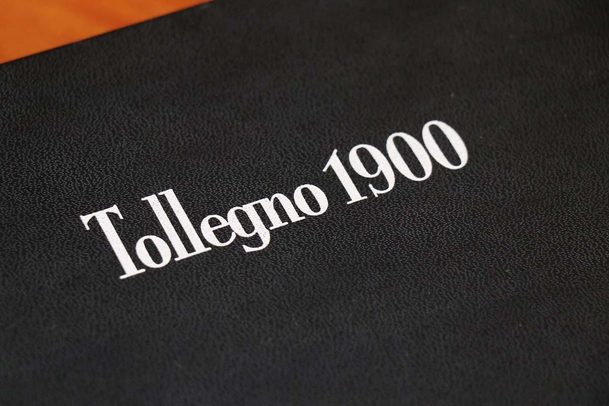 イタリアの老舗ブランド「Tollegno1900(トレーニョ)」
