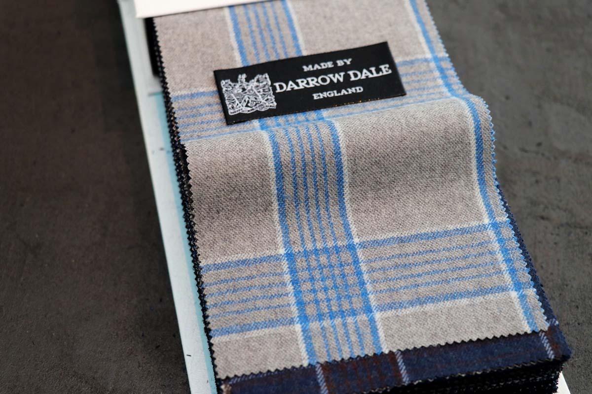 イギリスの名門「Darrow Dale ダロウデイル」