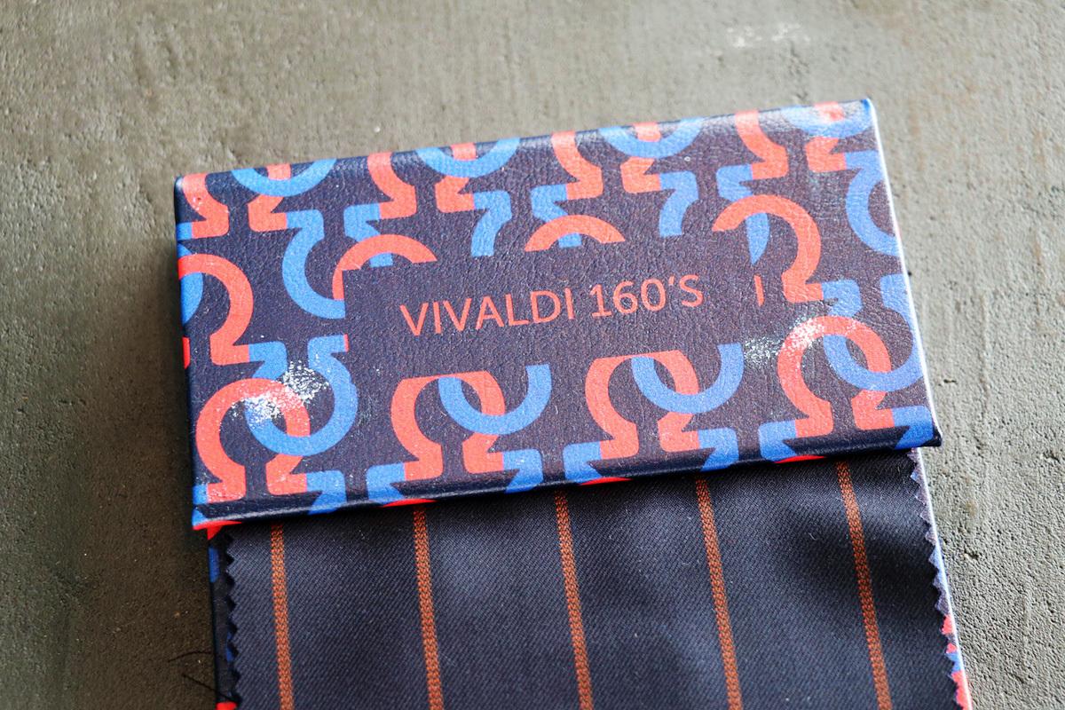 ナポリの名門「ARISTON VIVALDI 160'S(アリストン ヴィヴァルディ160'S)」