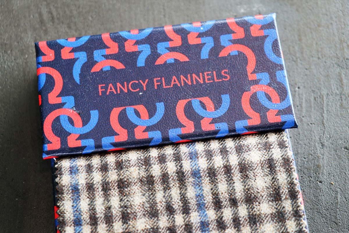 ナポリの名門「ARISTON FANCY FLANNELS(アリストン ファンシーフランネルズ)」