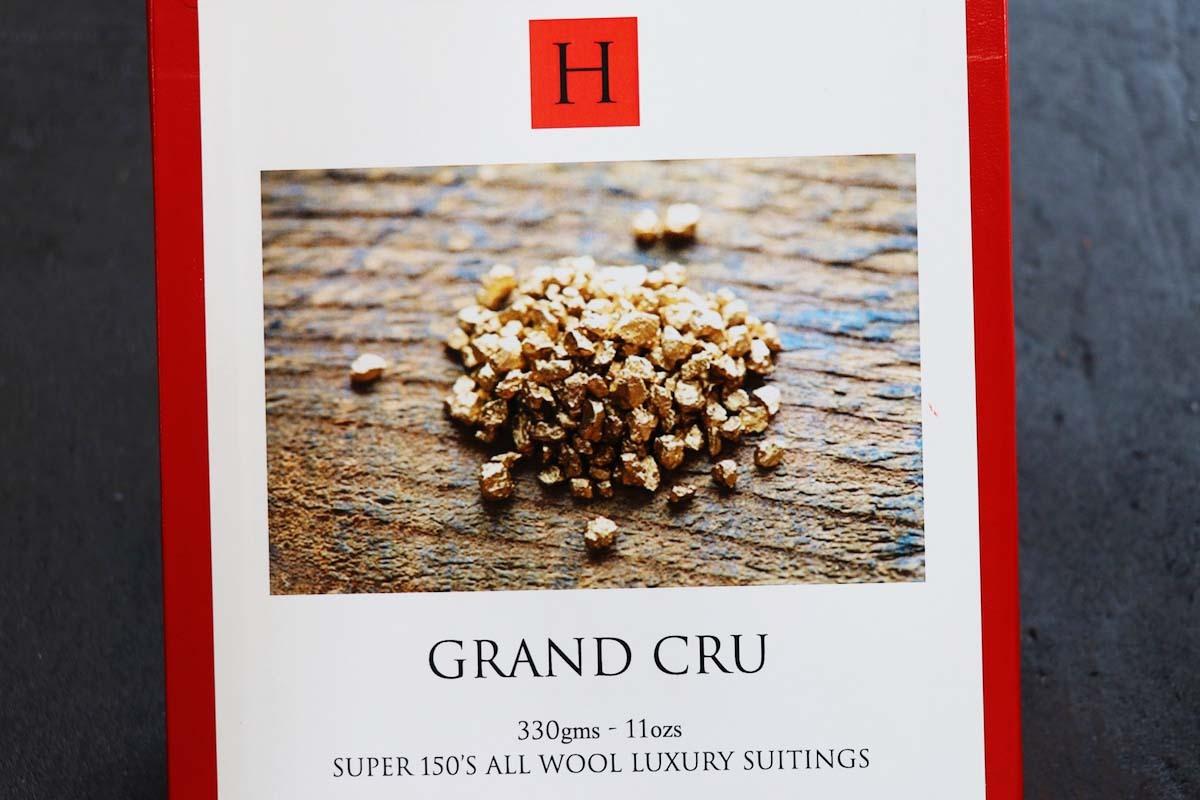 イギリスの名門「HARRISONS OF EDINBURGH GRAND CRU(ハリソンズオブエジンバラ グランクリュ」
