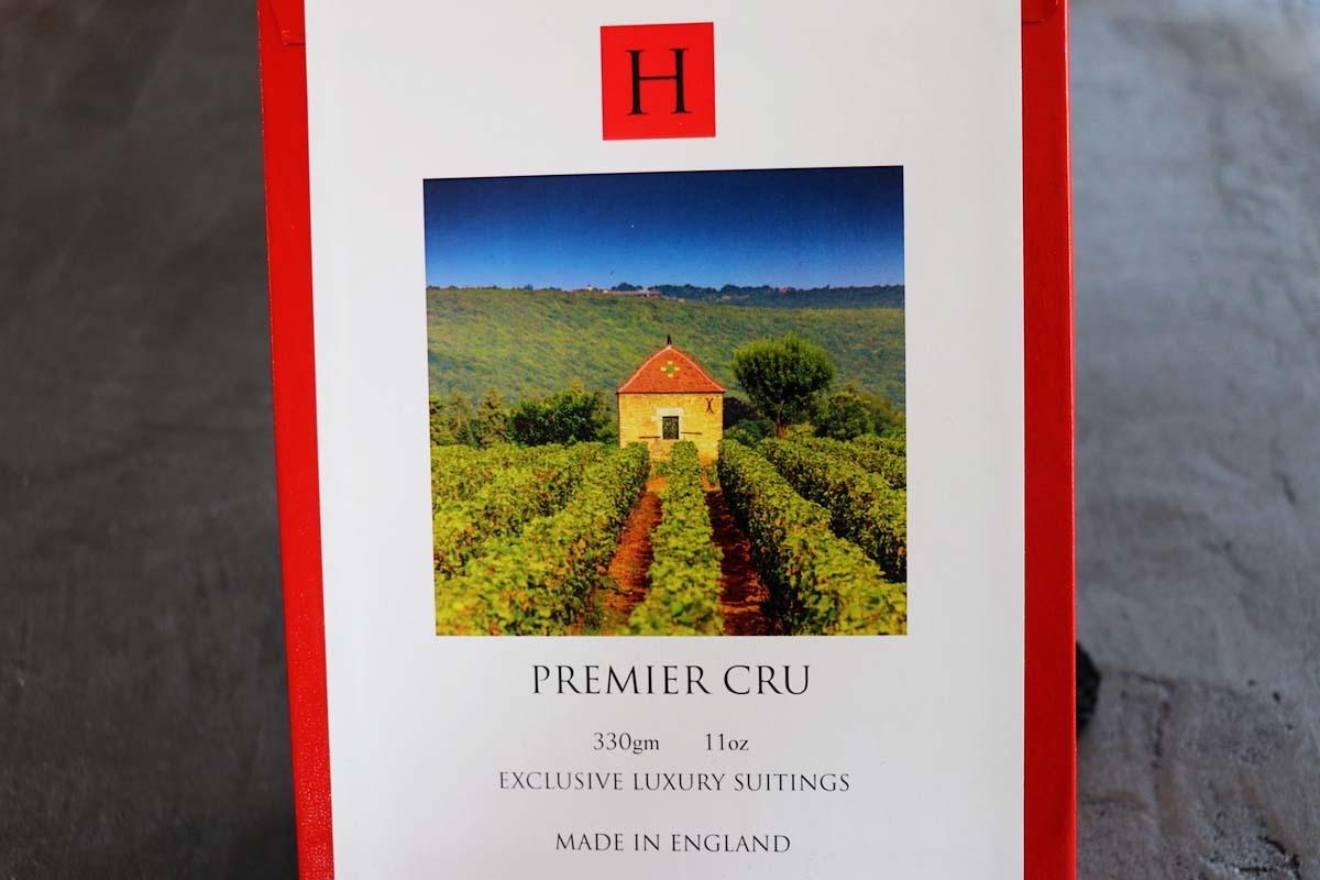 イギリスの名門「HARRISONS OF EDINBURGH PREMIER CRU(ハリソンズオブエジンバラ プルミエクリュ」