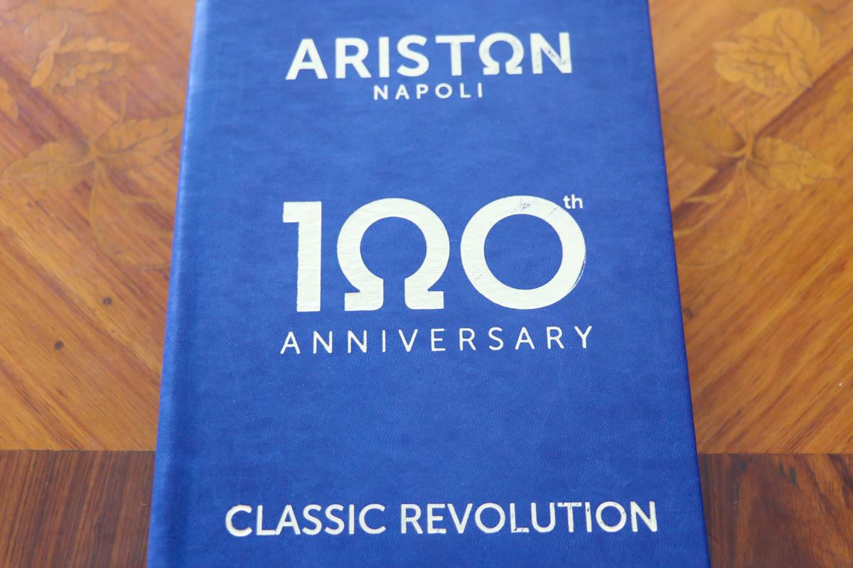 ナポリの名門「ARISTON CLASSIC REVOLITION(アリストン クラシックレボリューション)」