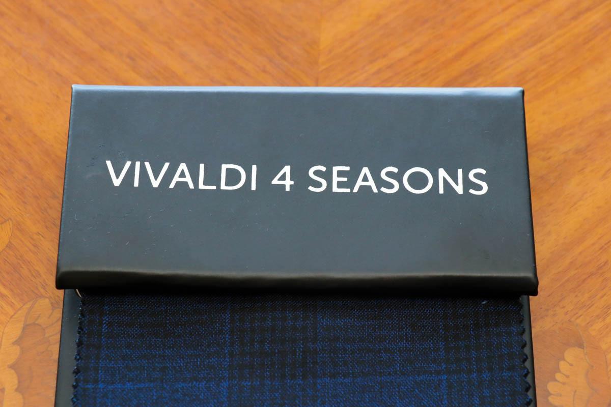 ナポリの名門「ARISTON VIVALDI 4SEASONS(アリストン ヴィヴァルディ4シーズンス)」