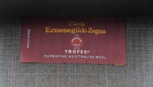 紳士服地の最高峰「ERMENEGILDO ZEGNA ELECTA(エルメネジルドゼニア エレクタ)」
