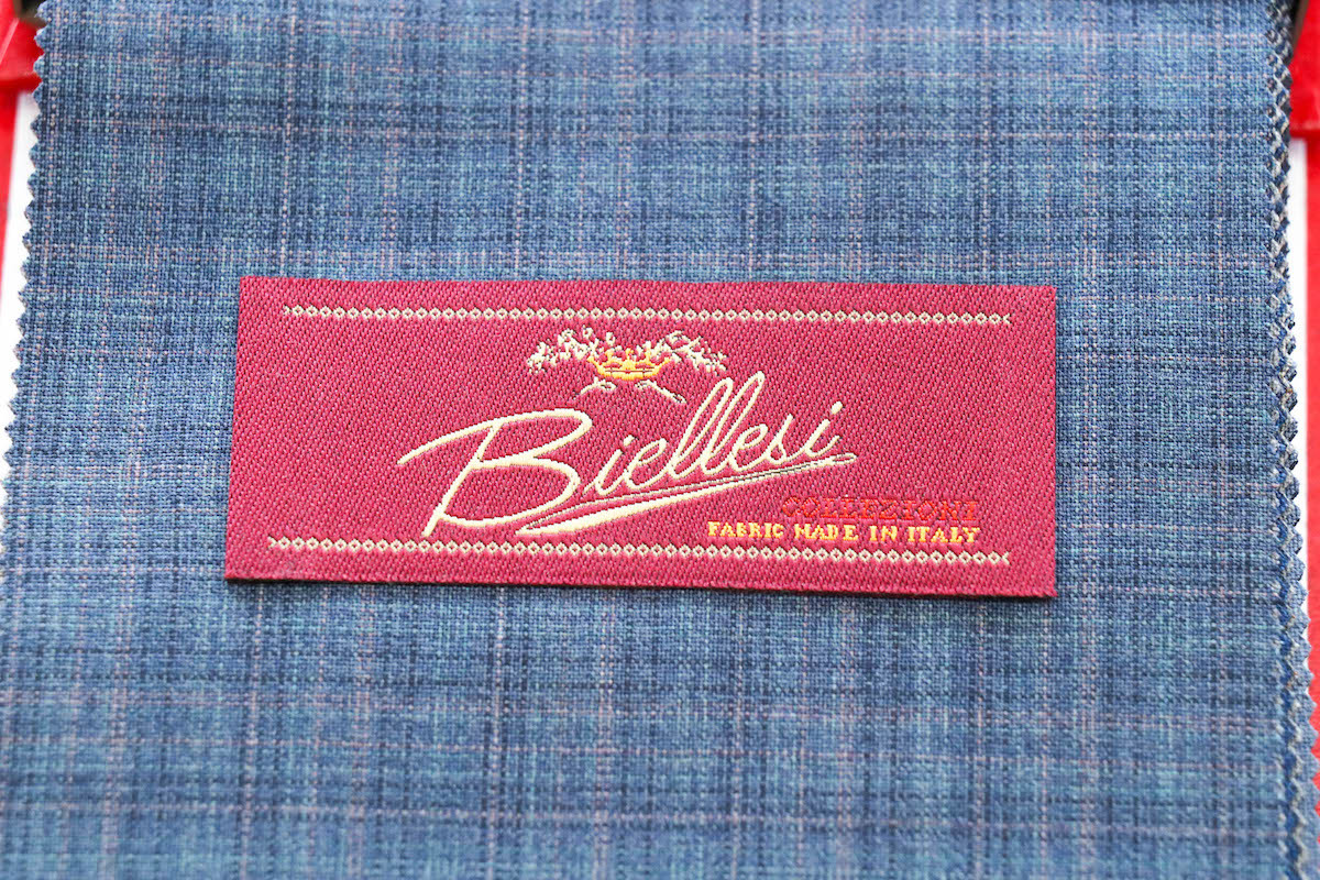 イタリアのマーチャントブランド「BIELLESI」1(2020春夏)