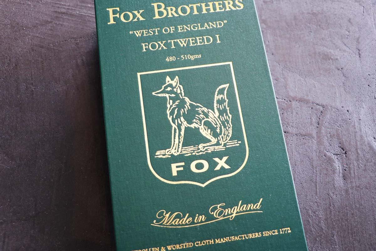 フォックスブラザーズ「FOX TWEED(フォックスツイード)」