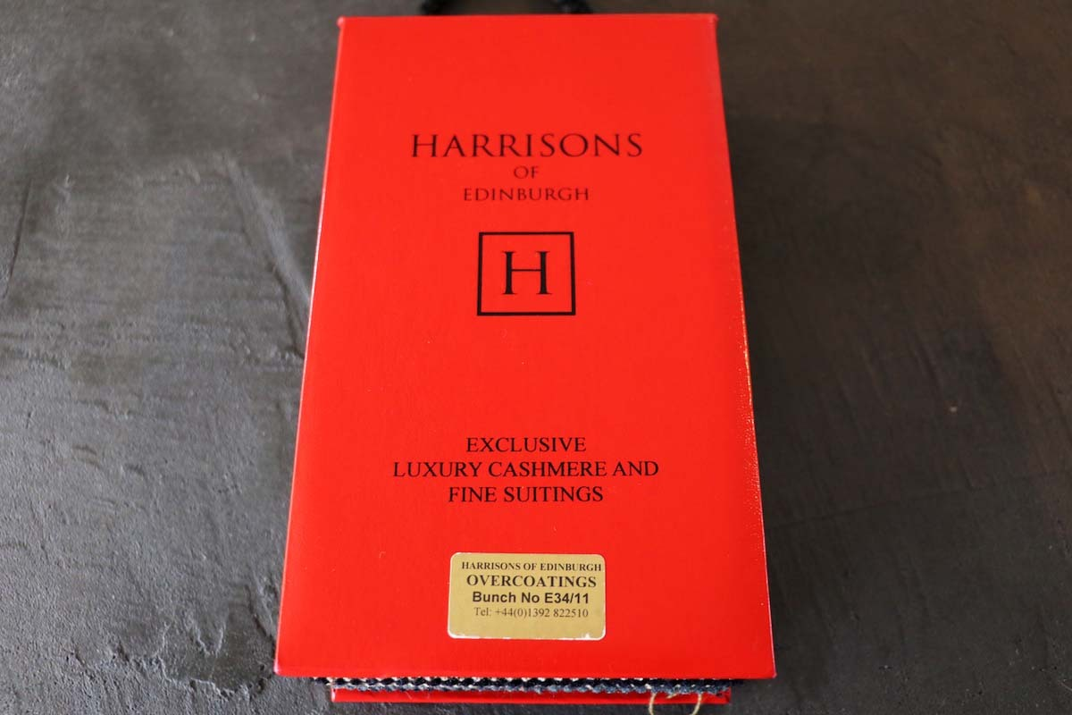 HARRISONS OVERCOTINGS(ハリソンズ オーバーコーティングス)