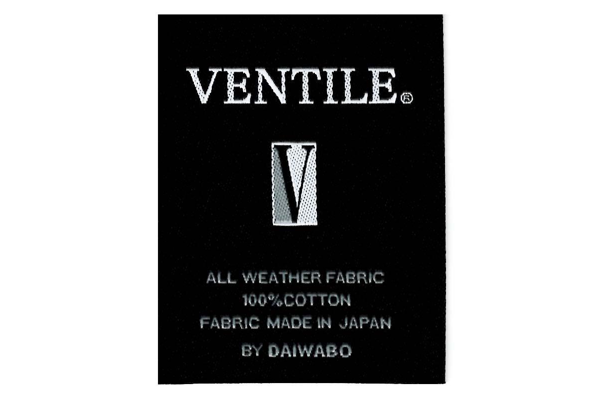 コートのカジュアルスタイルの定番【VENTILE ベンタイル】