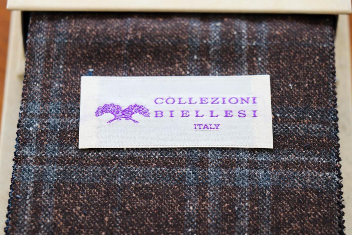 イタリアのマーチャントブランド「BIELLESICOLLEZIONE」