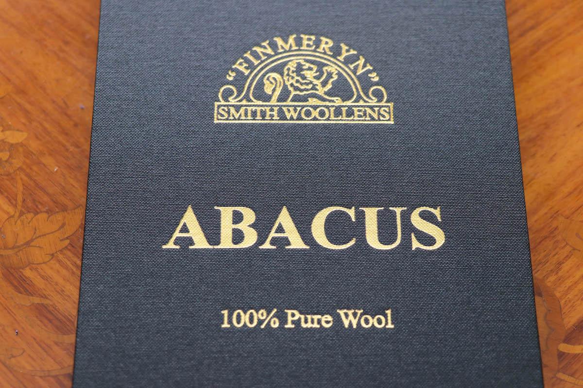 クラシック&ソフトのイギリスブランド【SMITH WOOLLENS ABACUS スミスウールンズ アバカス】