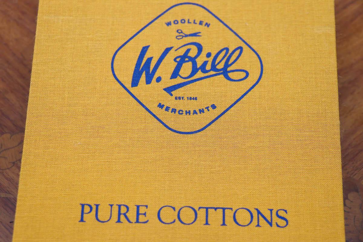 ピカソが愛したカントリー服地ブランド【W.Bill PURE COTTONS(ウイリアム・ビル ピュアコットンズ)】