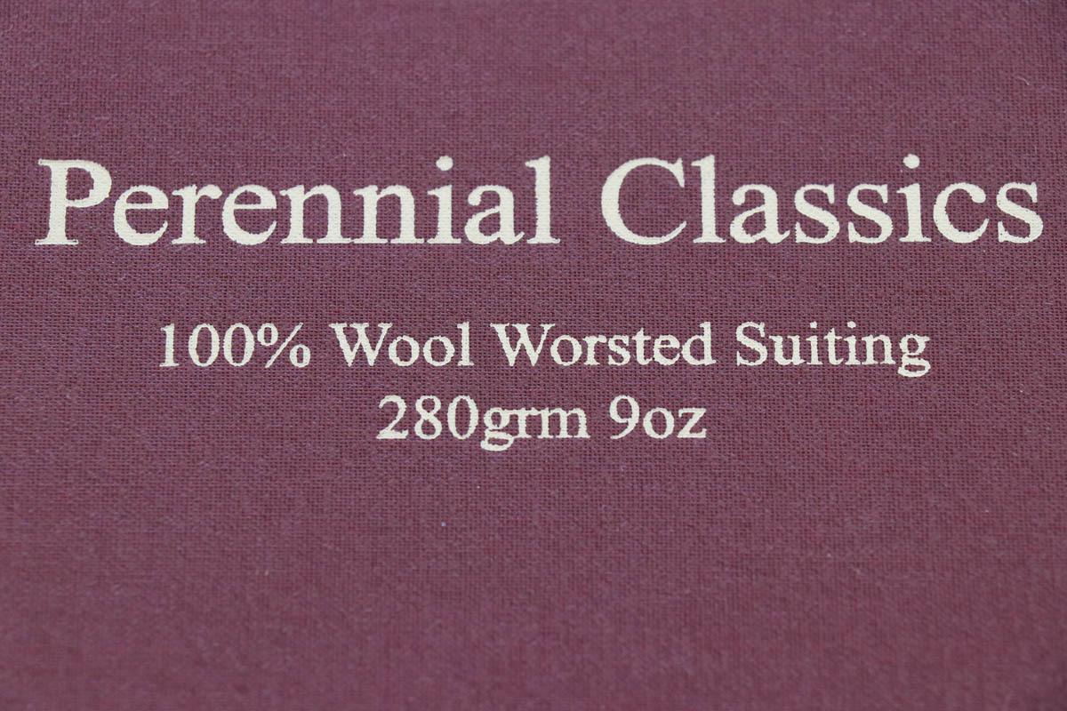 イギリスの高級服地ブランド「Holland&SherryPerennial Classics(ホーランド&シェリー ペレニアル クラシックス)