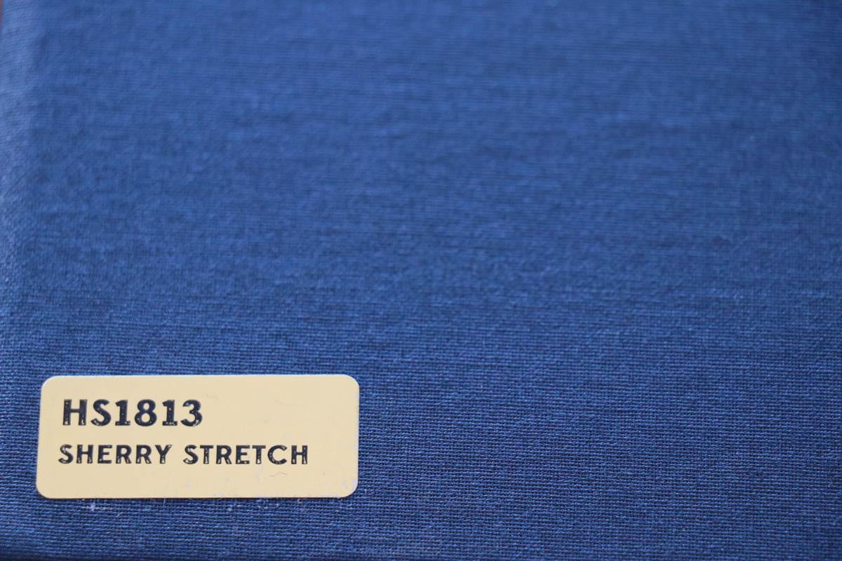 イギリスの高級服地ブランド「Holland&SherrySherry Stretch  (ホーランド&シェリー  シェリーストレッチ)