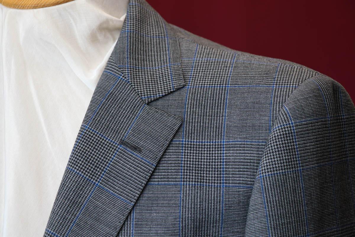 英国生地の夏の新定番 スミス・ウールンズ 【アバカス】で仕立てるビジネススーツ