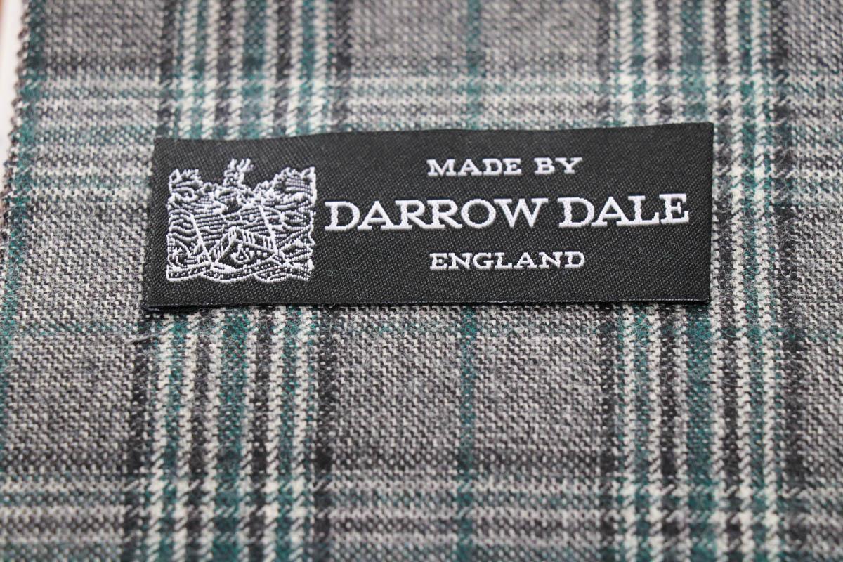 イギリスの名門「Darrow Dale ダロウデイル」(2020-2021秋冬)
