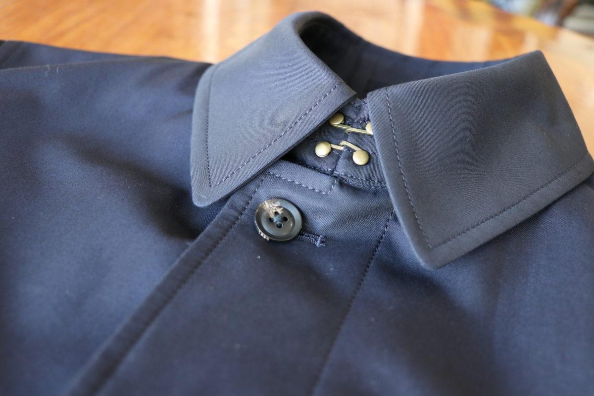【当店限定】世界的なあのコートを手掛ける企業と夢のコラボが実現しました♪