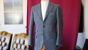 ドラゴのスカイフォールで仕立てるスーツスタイル