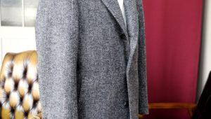 映画【キングスマン】を観て思わず仕立てたくなったブリティッシュスーツ
