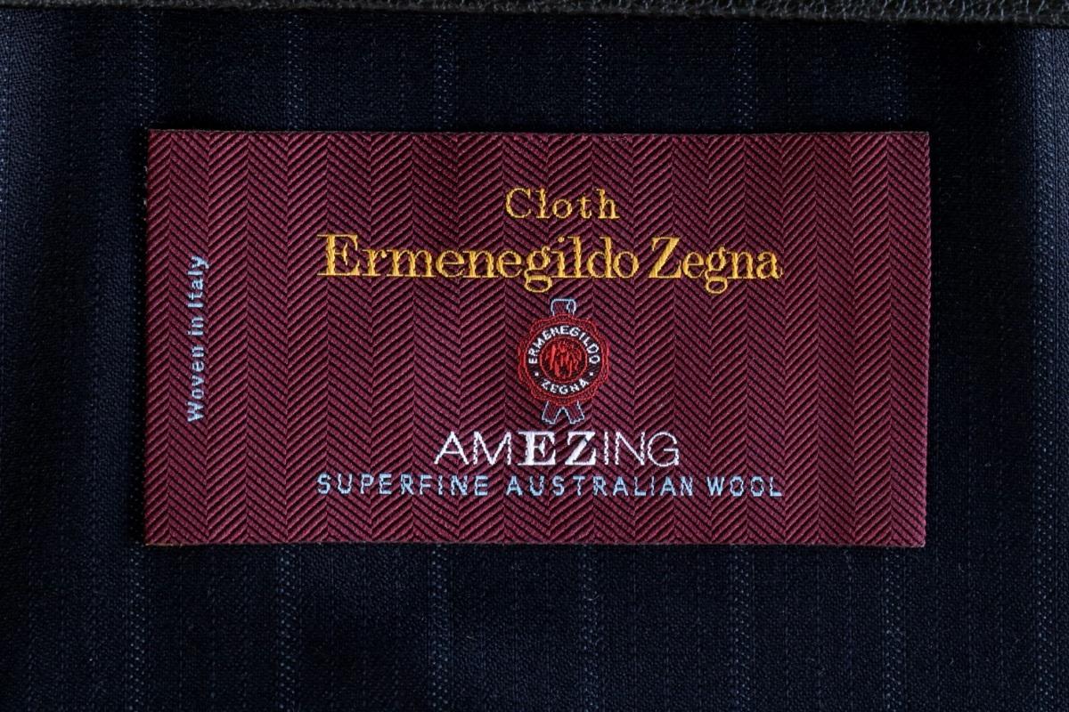 紳士服地の最高峰「ERMENEGILDO ZEGNA AMEZING(エルメネジルドゼニア アメイジング)」