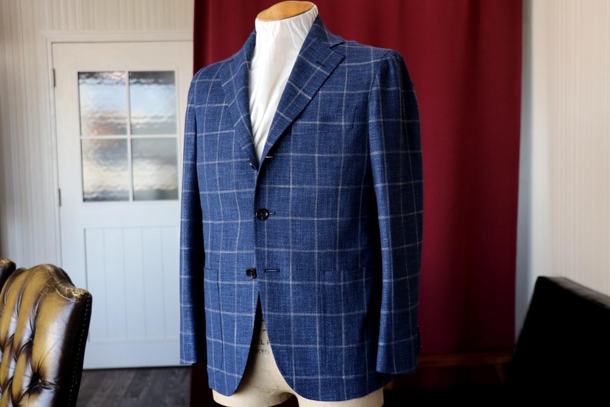 【Ariston】今が気分のスポーティなジャケットを納品