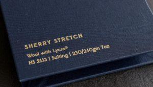 イギリスの高級服地ブランド「Holland&Sherry CLASSIC MOHAIRS  (ホーランド&シェリー クラシックモヘアズ)」