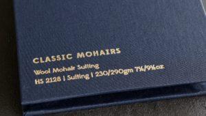 イギリスの高級服地ブランド「Holland&Sherry  CRISPAIRE (ホーランド&シェリー クリスペア)」