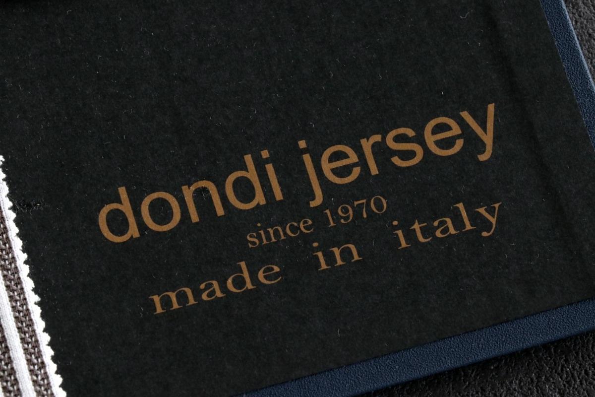 《ジャージー界の大本命》ゼニアグループ【DONDI JERSEY】