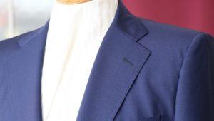 《上質感》が魅力、英国生地マーリン&エヴァンスで仕立てるオーダースーツ